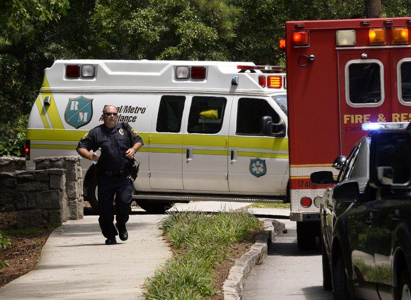 Мать застреленного мужчины обвиняет во всем полицейскую