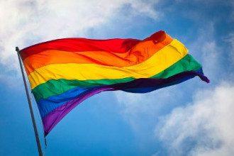 Символ ЛГБТ-движения, иллюстрация
