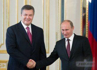 Эксперт считает, что Виктор Янукович всеми фибрами души ненавидел Владимира Путина