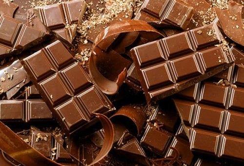 Шоколад, иллюстрация