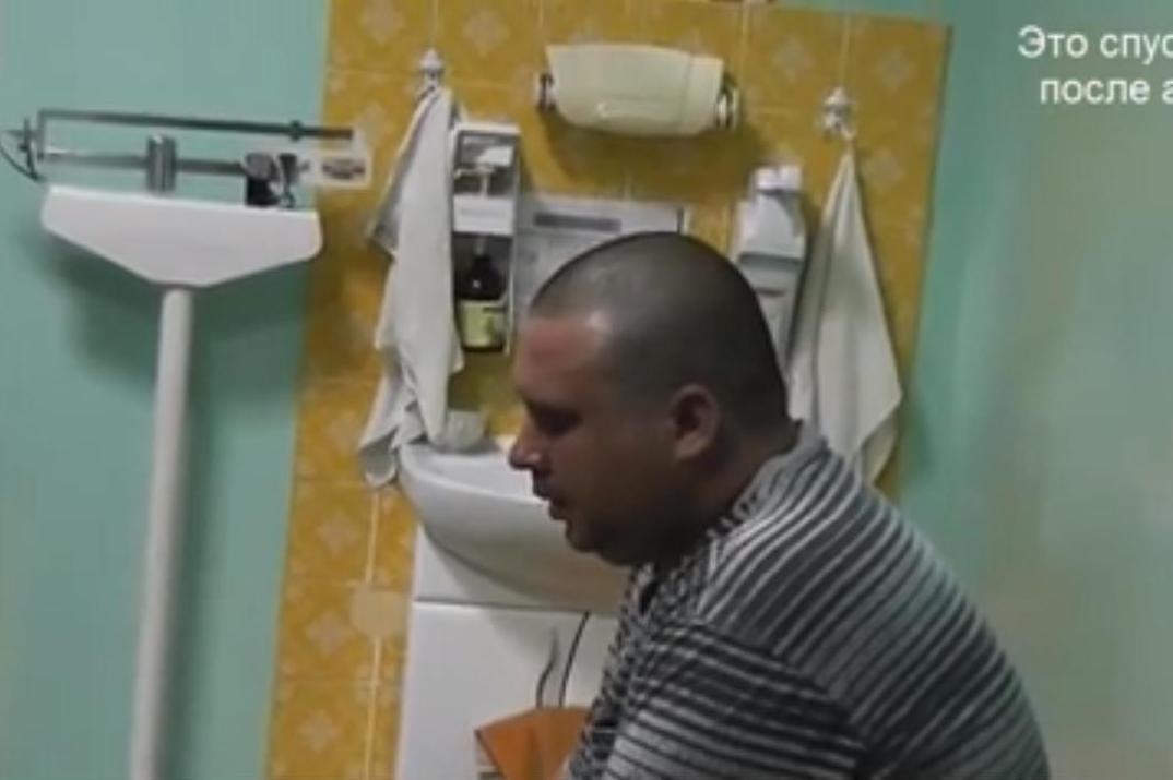майор милиции Дмитрий Власюк