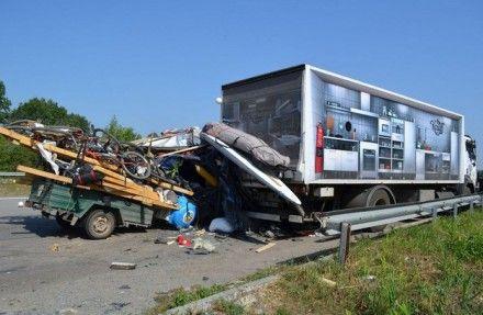 В ДТП на Харьковщине погибли три человека