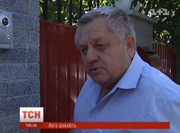 Брат беглого экс-ректора Петра Мельника - Александр