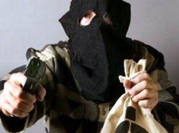 Грабители унесли 2,5 млн грн
