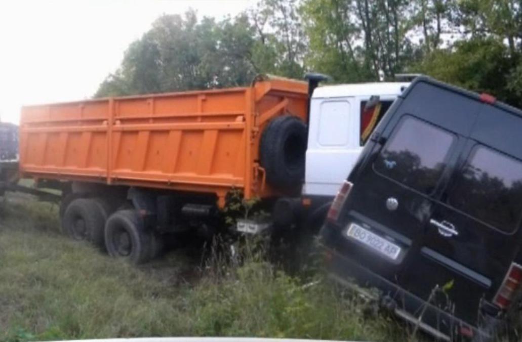 В аварии погибли 9 человек