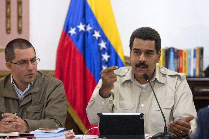 Мадуро остался президентом Венесуэлы.