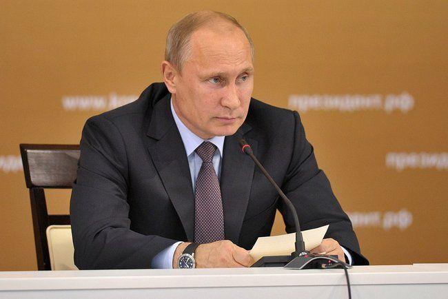 Владимир Путин не прекратит влиять на Украину