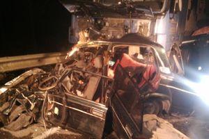 В страшном ДТП погибли 5 человек