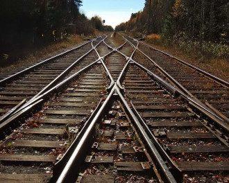 У Запоріжжя сталася НП з поїздом, який їхав з Києва