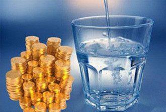 В Киеве кубометр холодной воды обойдется в 7 грн 46 коп.