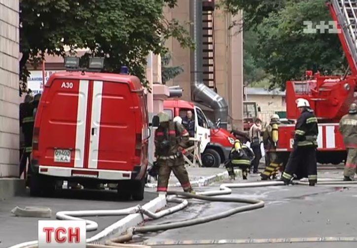 Фото с места происшествия в Харькове