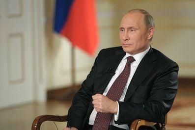 Владимир Путин считает украинцев и россиян одним народом