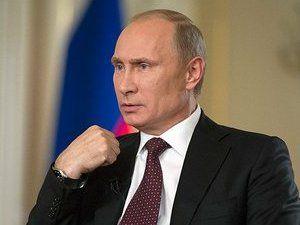 Владимир Путин говорит, что переживает за украинские предприятия