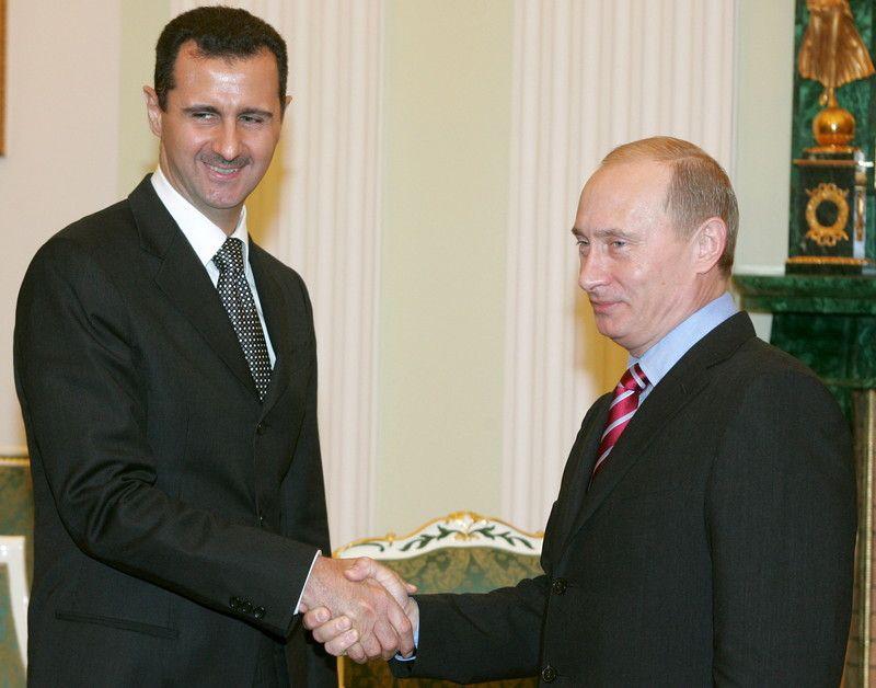 Историк назвал главную цель Путина в Сирии