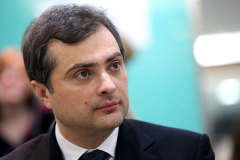 Сурков сохранил свой пост.