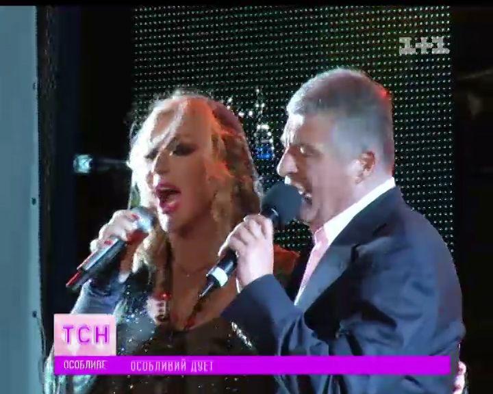 Ирина Билык и Евгений Червоненко