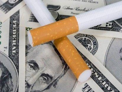 Сигареты, иллюстрация