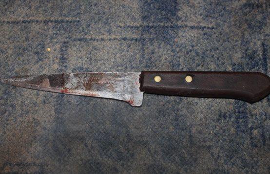 Нож, иллюстрация