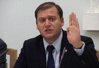 Губернатор Харьковщины Михаил Добкин
