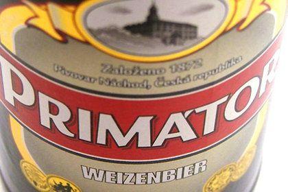 Чешское пиво Primator Weizenbier признано лучшим в мире