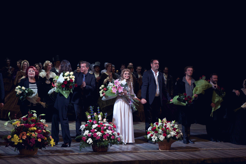 В Украину вернулась практика оперных гастролей