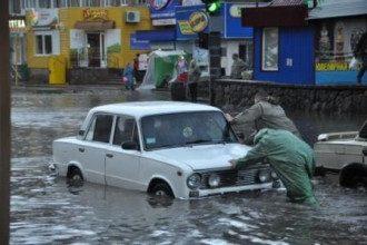 Потоп в Кировограде