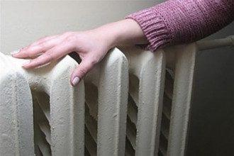 В Киеве до сих пор работает отопление