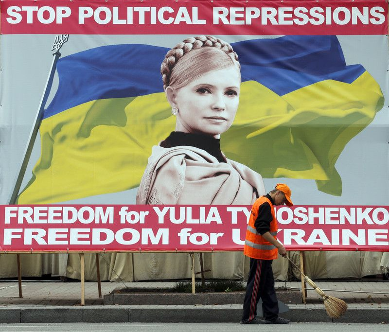 Юлия Тимошенко за границей может действовать активнее, чем сейчас