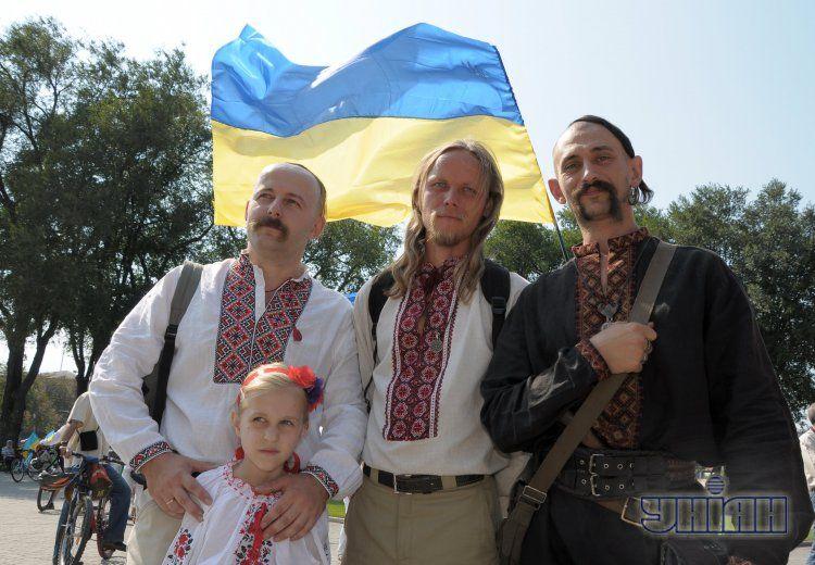 Большинство - против федеративной Украины