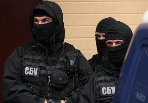 Силовики задержали контрразведчика
