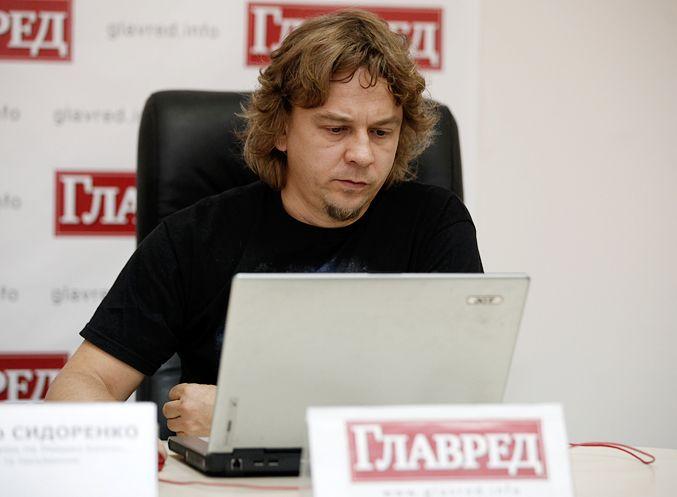 Олександр Сидоренко (Фоззі)