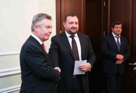 Арбузов: Соглашение с Евросоюзом активизирует реформы в Украине