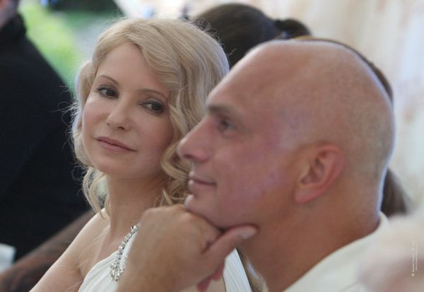 Юлия и Александр Тимошенко