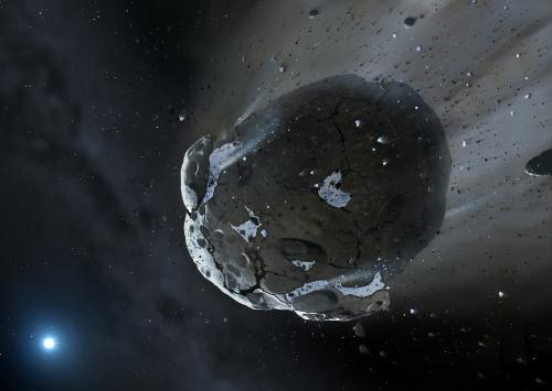 Астролог полагает, что Земле не грозит апокалипсис из-за астероида Апофис