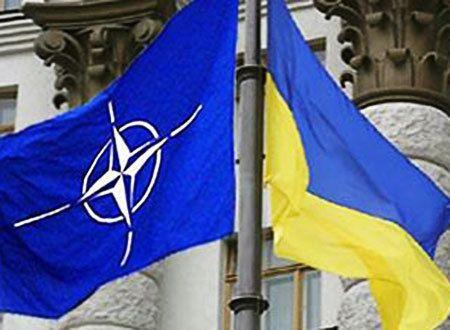 Украина-НАТО, иллюстрация