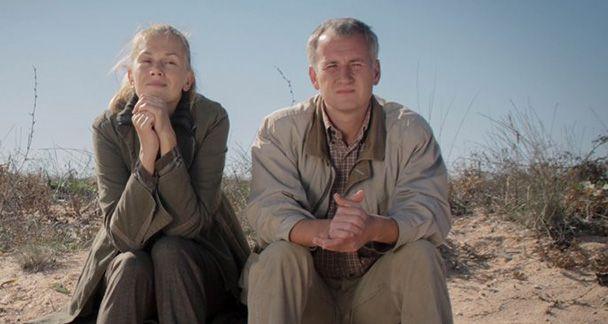Кадр из украинского фильма