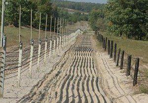 Так будет выглядеть граница Украины и России