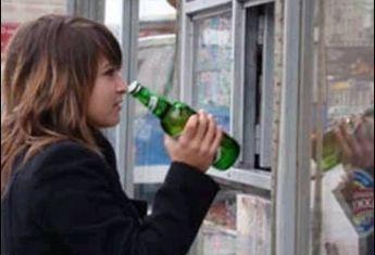 Киевсовет запретил торговать алкоголем в киосках