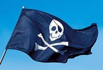 Пираты возле берегов Западной Африки напали на танкер и взяли в заложники моряков