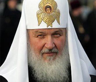Патриарх Кирилл отказался ехать в Киев