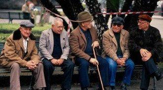 Люди похилого віку