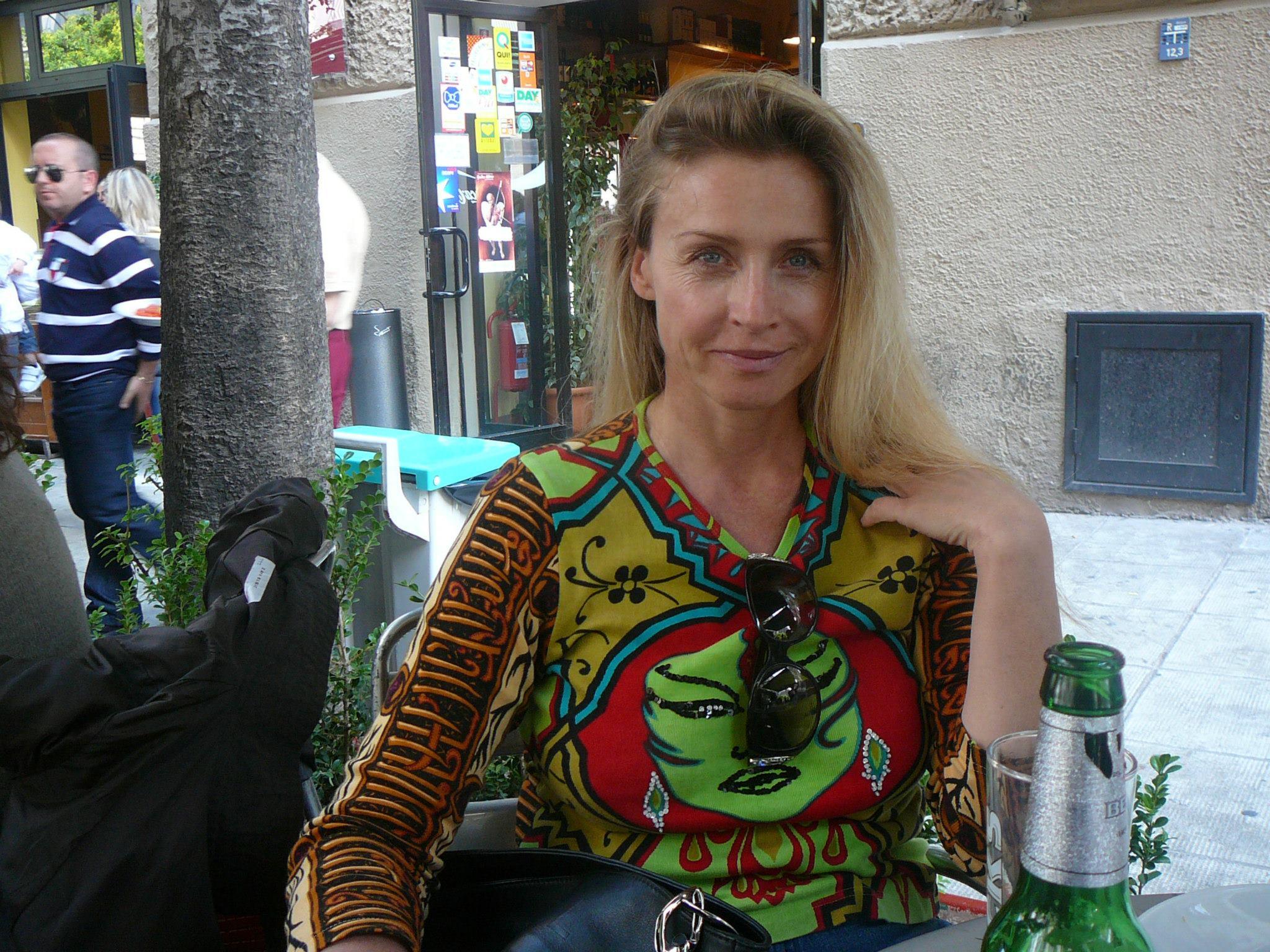 Лариса Москаленко