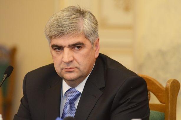 Глава Львовской ОГА Олег Сало
