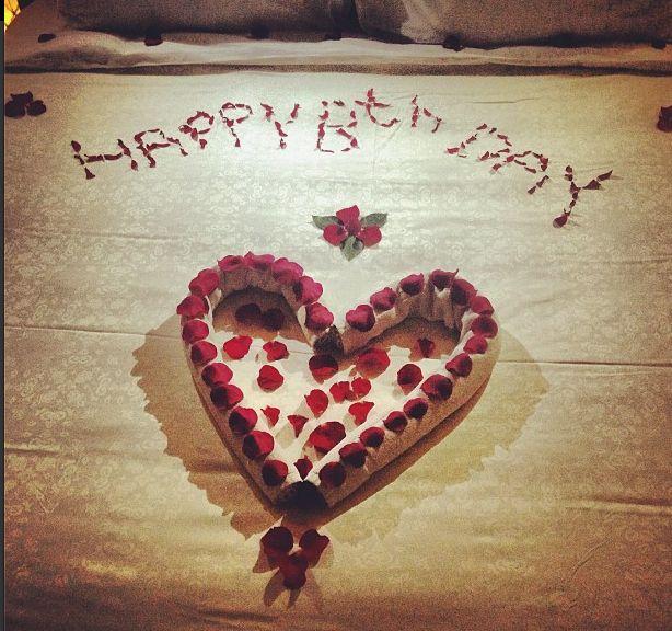 День рождения Ксении Собчак в ОАЭ
