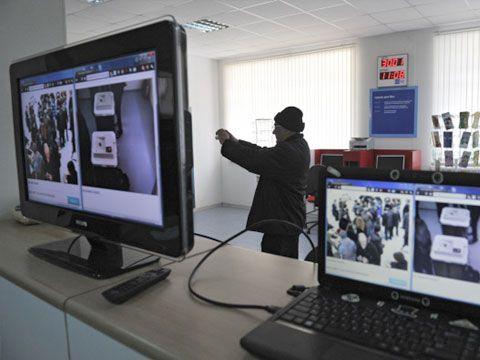 Видеонаблюдение на выборах оказалось не востребовано