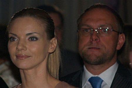 Наталья Окунская и Сергей Власенко