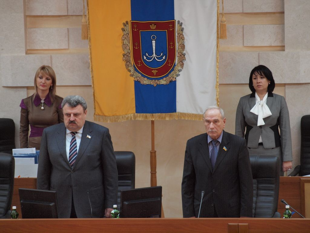 Николай Пундик и Николай Тиндюк