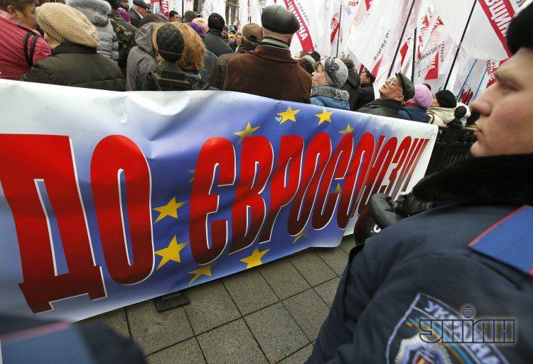 Будущее Украины в ЕС пока непонятно