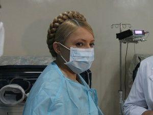 Медики уверяют, что Тимошенко более уже пятый день