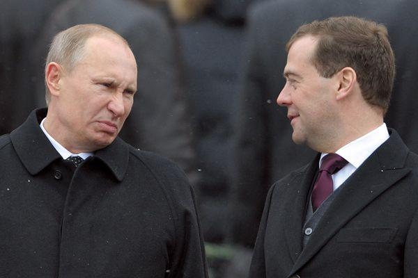 Однофамильцы Путина и Медведевы готовы защищать Украину с оружием в руках